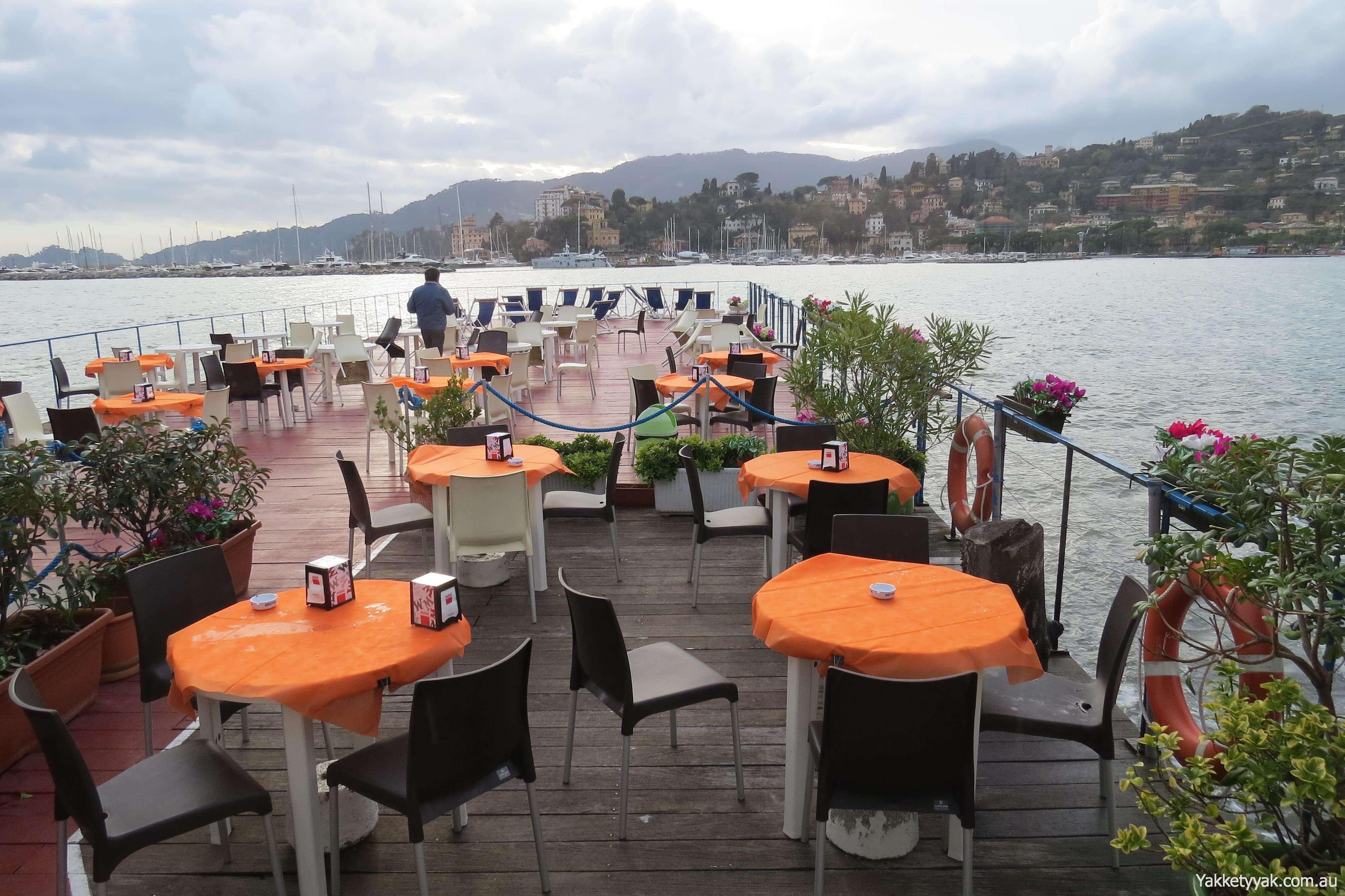 Italy rapallo on the italian riviera travel itch